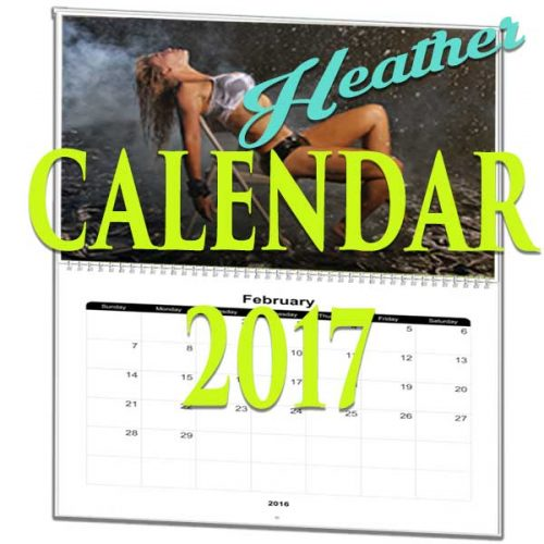 Heather Calendar