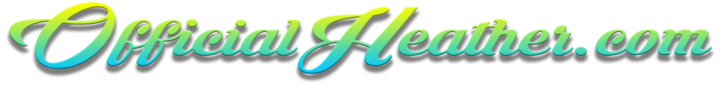 OfficialHeather.com Logo