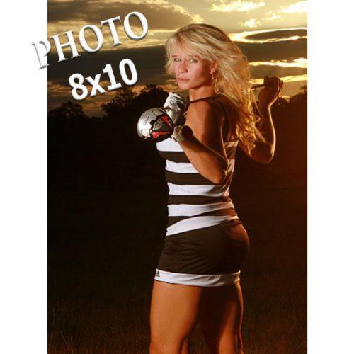 Heather Fitness Golf Photo