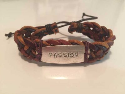 Official Heather Passion Bracelet Brown